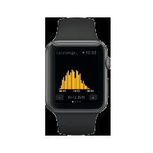 Solar-Log-Apple-Watch-Monitoring-Datenfernüberwachung-PV-Anlage
