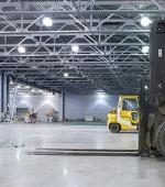 LED-Beleuchutung in Hallen und Industriegebaeuden