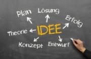 Idee Plan Loesung Erfolg