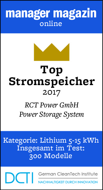 Top Stromspeicher 2017